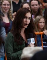 Megan Fox - New York - 22-07-2013 - Megan Fox: reporter delle Tartarughe Ninja