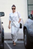 Eva Longoria - Los Angeles - 22-07-2013 - Le celebrity nate con la camicia… bianca!