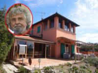 Casa Beppe Grillo - Marina di Bibbona - 23-07-2013 - La casa a 5 stelle e in affitto di Beppe Grillo