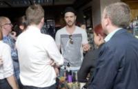 Justin Timberlake - Londra - 23-07-2013 - Justin Timberlake: tequila man a Londra