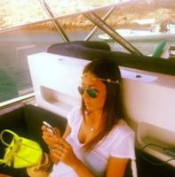 Elisabetta Gregoraci - Milano - 23-07-2013 - Dillo con un tweet: Fanny Naguesha sorride anche senza Mario