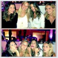Claudia Galanti, Bar Refaeli - 23-07-2013 - Dillo con un tweet: Fanny Naguesha sorride anche senza Mario