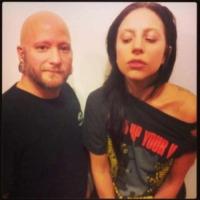 Lady Gaga - Milano - 23-07-2013 - Dillo con un tweet: Fanny Naguesha sorride anche senza Mario