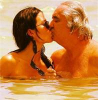 Elisabetta Gregoraci, Flavio Briatore - Milano - 23-07-2013 - Dillo con un tweet: Fanny Naguesha sorride anche senza Mario
