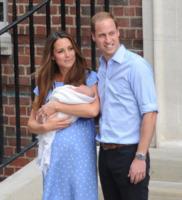 Principe William, Kate Middleton - Londra - 23-07-2013 - Il Royal Baby ha un nome: George Alexander Louis