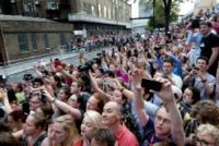 Atmosfera - Londra - 23-07-2013 - Il Royal Baby ha un nome: George Alexander Louis