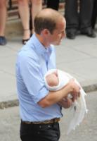 Principe George, Principe William, Kate Middleton - Londra - 23-07-2013 - George, proprio un nome da celebrity!