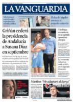 La Vanguardia - Londra - 24-07-2013 - La stampa mondiale rende omaggio al Piccolo Principe