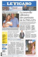 Le Figaro - Londra - 24-07-2013 - La stampa mondiale rende omaggio al Piccolo Principe