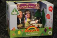 Happyland - Londra - 24-07-2013 - Happyland, la neofamiglia Reale in scatola
