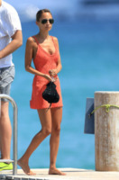 Nicole Richie - Saint Tropez - 24-07-2013 - Shorts, maxidress o pareo: e tu cosa indossi in spiaggia?