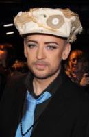 Boy George - Londra - 17-02-2013 - George, proprio un nome da celebrity!