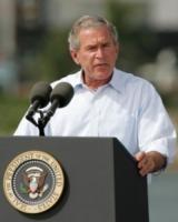 George W. Bush - Los Angeles - 31-07-2006 - George, proprio un nome da celebrity!