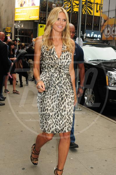 Heidi Klum - 23-07-2013 - Moda animalier: questa estate è uno zoo