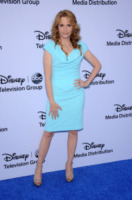 Lea Thompson - Burbank - 19-05-2013 - Verde acqua, turchese, azzurro Tiffany: i colori dell'estate