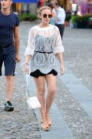 Kylie Minogue - Portofino - 26-07-2013 - Kylie  Minogue: passerella Portofino