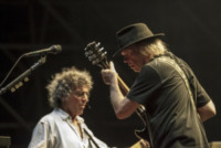 Neil Young - Roma - 26-07-2013 - Neil       Young     strega     Roma