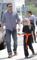 Violet Anne Affleck, Jennifer Garner, Ben Affleck - Santa Monica - 27-07-2013 - Tra i divi c'è un superdotato e a rivelarlo è la moglie