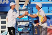 Andreas Haider-Maurer, Andreas Seppi - Umago - 26-07-2013 - ATP Umago, oggi le semifinali Fognini-Monfils Seppi-Robredo
