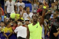 Gael Monfils - Umago - 26-07-2013 - ATP Umago, oggi le semifinali Fognini-Monfils Seppi-Robredo
