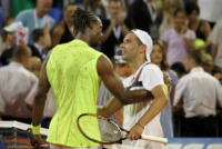 Albert Montanes, Gael Monfils - Umago - 26-07-2013 - ATP Umago, oggi le semifinali Fognini-Monfils Seppi-Robredo