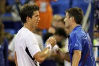 Aljaz Bedene, Tommy Robredo - Umago - 26-07-2013 - ATP Umago, oggi le semifinali Fognini-Monfils Seppi-Robredo