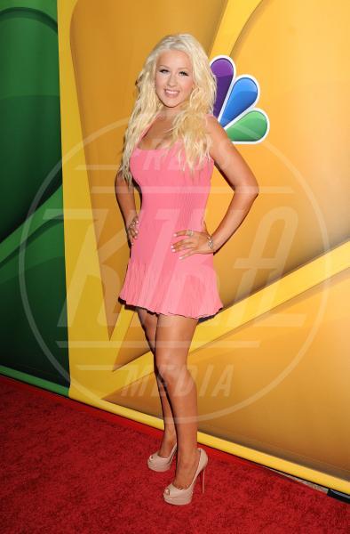 Christina Aguilera - Beverly Hills - 27-07-2013 - Fermate Christina Aguilera: la cantante è sempre più magra