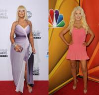 Christina Aguilera - Christina Aguilera: un fisico da ventenne