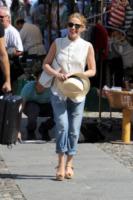 Kylie Minogue - Portofino - 28-07-2013 - Le celebrity nate con la camicia… bianca!
