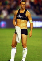 Zlatan Ibrahimovic - Goteborg - 29-07-2013 - Ibra,     ma     come    ti     vesti?