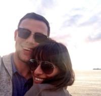 Cory Monteith, Lea Michele - Los Angeles - 30-07-2013 - Lea Michele alla festa per il bambino di Jamie-Lynn Siegler