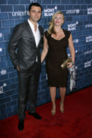Darius Campbell, Natasha Henstridge - Los Angeles - 23-02-2013 - E' finita tra Natasha Henstridge e Darius Campbell