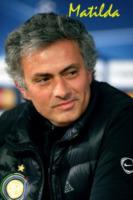 José Mourinho - Mosca - 06-04-2010 - Ti amo e me lo scrivo… sulla pelle!
