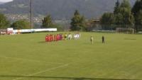 Como calcio - Como - 31-07-2013 - Jose' Morinho fa gli auguri alla squadra di Como