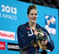 Missy Franklin - Barcellona - 31-07-2013 - Federica Pellegrini, medaglia d'argento e qualche rivincita