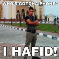 Hafid - Dubai - 01-08-2013 - Cheeeeese! Sorridi Hafid, sei su Tumblr