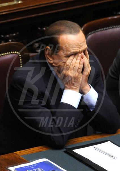 Silvio Berlusconi - Roma - 11-01-2013 - Processo Mediaset: la Cassazione conferma condanna a Berlusconi
