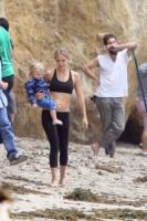 Bingham Hawn Bellamy, Kate Hudson - Santa Barbara - 01-08-2013 - Mamme in carriera: i figli sono la chiave del successo