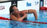 Federica Pellegrini - Barcellona - 30-08-2013 - Federica Pellegrini, sirena Divina a Barcellona