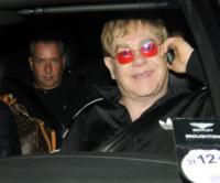 Elton John - Londra - 01-06-2013 - Monaco: Sir Elton John operato per appendicite