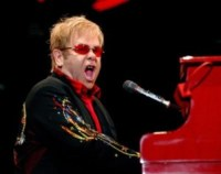 Elton John - Olanda - 17-10-2009 - Monaco: Sir Elton John operato per appendicite