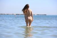 Chiara Iezzi - Cesenatico - 03-08-2013 - Chiara   Iezzi,   solista   al   mare
