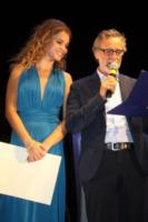 Vincenzo Lotà, Giusy Buscemi - Menfi - 04-08-2013 - Giusy Buscemi Ambasciatrice dell'identità territoriale