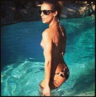 Elisabetta Canalis - Los Angeles - 05-08-2013 - Moda animalier: questa estate è uno zoo