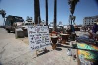 Tragedia Venice Beach - Venice Beach - 04-08-2013 - Tragedia di Venice Beach, è il giorno del ricordo