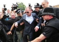 """Paul Gascoigne - Hertfordshire - 05-08-2013 - Mike Tyson in tv: """"Sto morendo di alcol e droga"""""""