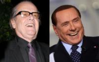 Silvio Berlusconi, Jack Nicholson - 06-08-2013 - Hollywood: Jack Nicholson nei panni di Silvio Berlusconi
