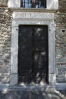 Abbazia di Santo spirito - Comignago - 06-08-2013 - Belen e Stefano, ecco la chiesetta in cui avverrà il matrimonio