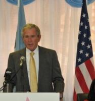 George W. Bush - Stati Uniti - 05-07-2012 - Stati Uniti: George W. Bush operato al cuore