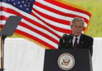 George W. Bush - Stati Uniti - 10-09-2011 - Stati Uniti: George W. Bush operato al cuore